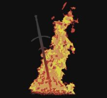 Bonfire ( Dark Souls ) 2 by lab80