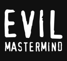 Evil Mastermind by wondrous