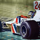 James Hunt 1975 Hesketh 308B by Yuriy Shevchuk