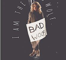 Bad Wolf // Rose Tyler by Warblerette36