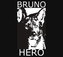 Bruno The Dog - Hero Police K9 by zacharyskaplan