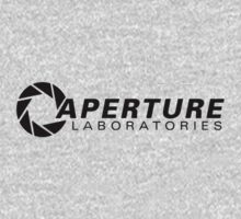 Portal Aperture Science Basic Logo by ----User