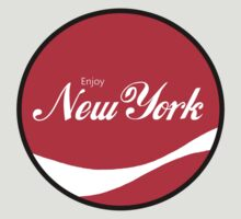 Enjoy New York by ColaBoy