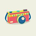Say Cheese! - retro Camera by hotamr