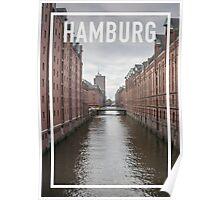 HAMBURG FRAME Poster