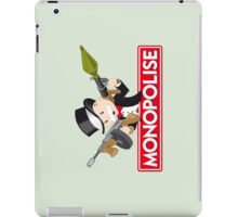 Monopolise iPad Case/Skin
