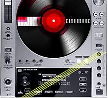DJ MACHINE 2 by MARCUSCHONG