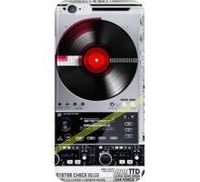 DJ MACHINE 2 iPhone Case/Skin