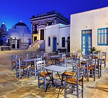Have a seat in Serifos by Hercules Milas