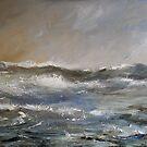 High Seas and Gulls by Sue Nichol