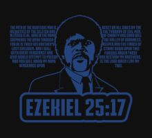 Ezekiel 25:17 by CarloJ1956