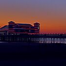 The Grand Pier - Weston-super-Mare by Meladana