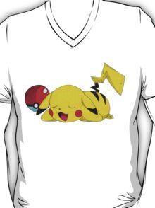 Sleeping Pikachu T-Shirt