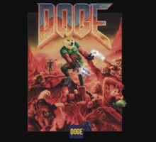 Doge - funny Doom gaming parody by 1to7