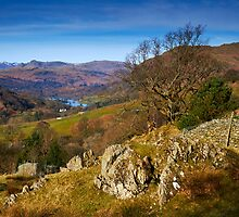Across to Rydal Water by Jeanie