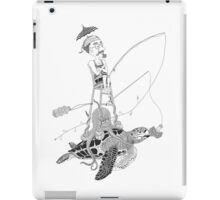 Seaman's Holidays iPad Case/Skin