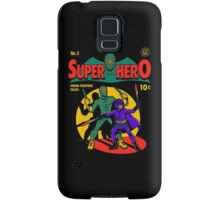 Superhero Comic Samsung Galaxy Case/Skin