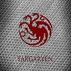 Targaryen 01 [Phone Case] by Ilcho Trajkovski