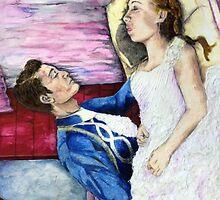 Sleeping Beauty by StephRStewART