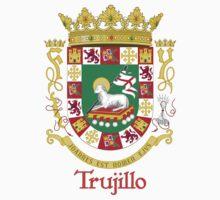 Trujillo Shield of Puerto Rico by William Martin