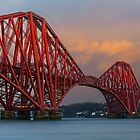 Forth Bridge (2) by Karl Williams