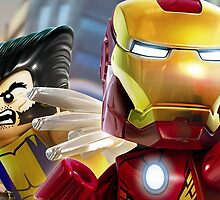 Lego Marvel Ready For Anything  by TheTavo32