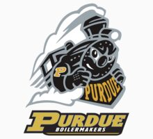 "College University ""Purdue Boilermakers"" Sports Baseball Basketball Football Hockey by artkrannie"