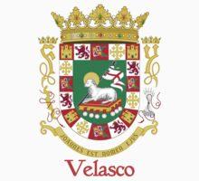 Velasco Shield of Puerto Rico by William Martin