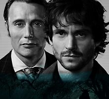 Hannibal & Will  by Sylvadove