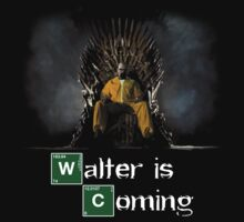 Breaking Bad … Walter is Coming by OliveB