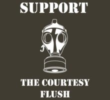 Support the Courtesy Flush by wondrous
