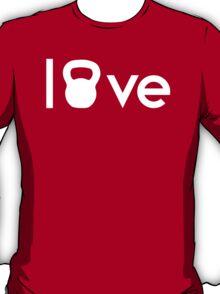 Kettlebell Love T-Shirt
