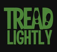 Tread Lightly - Breaking Bad - Science Green by That T-Shirt Guy