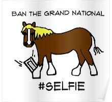 Ban the Grand National! Poster