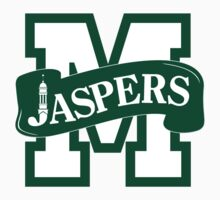 "College University ""Manhattan Jaspers"" Sports Baseball Basketball Football Hockey by artkrannie"