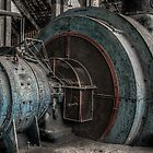industrial sleep by Art Hakker Photography
