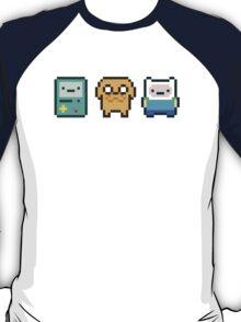 8-bit Jake Finn & Beemo T-Shirt