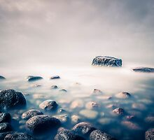 Dreamy Seascape by Mikko Lagerstedt