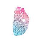 Doodle Heart by kostolom3000