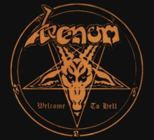 venom welcome to hell  by CORDERA