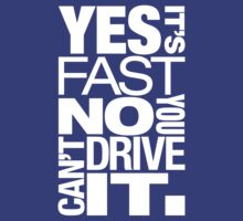 Yes it's fast No you can't drive it - 5 by TheGearbox