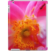 a lot of pink for one little ant iPad Case/Skin