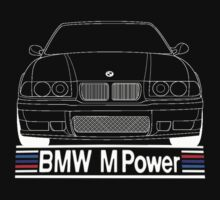 Bmw M Power White by Bm3W