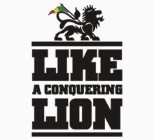 Like a conquering lion by davisma