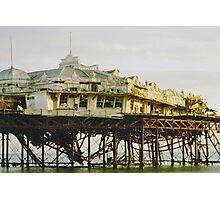 Brighton West Peir Photographic Print
