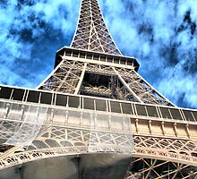 Eiffel by ingriddendievel