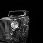Old Antique Vintage Classic Car by Edward Fielding