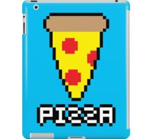 8-Bit Pizza iPad Case/Skin