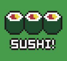 8-Bit Sushi by pai-thagoras
