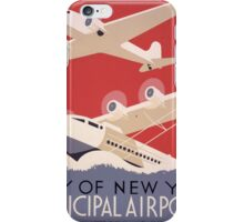 City of New York Airports iPhone Case/Skin